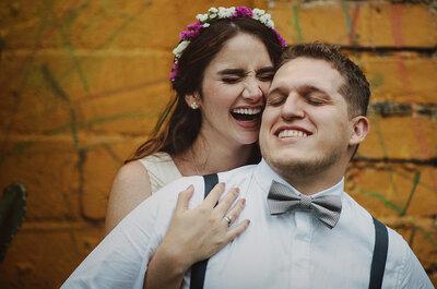 ¡Hombres! Es hora de decirle adiós a la corbata el día de su boda