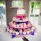 Cupcakes voor op je bruiloft