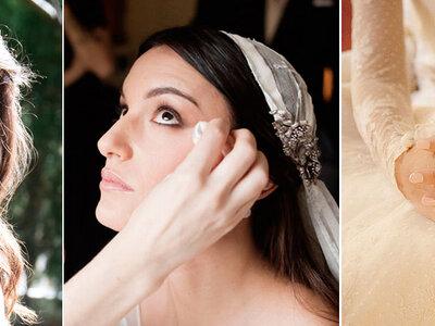 10 momentos 'beauty' que querrás copiar el día de tu boda