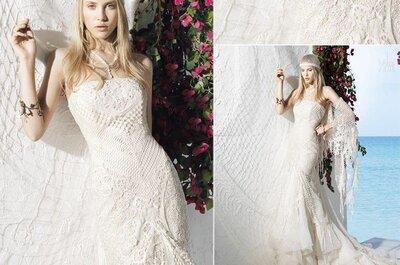 12 vestidos de noiva lindos e luxuosos