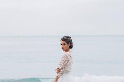 Acessórios para casamentos de inverno 2016: mantenha-se elegante sem sentir frio.