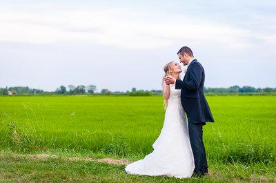 Coup de foudre et mariage en Camargue pour Doriane & Guillaume