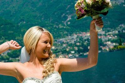 Vademecum in 8 mosse per essere la sposa più felice del mondo!