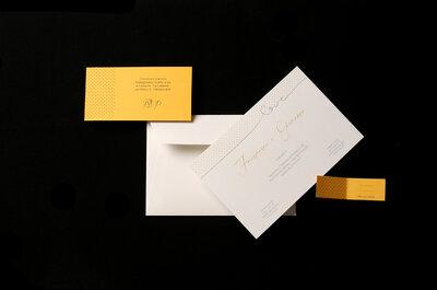 Personalizzare gli inviti per rendere il matrimonio davvero 'vostro'? Ecco 5 consigli