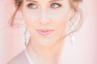 ¡Haz que tus ojos luzcan más grandes el día de tu boda!. ¿Quieres saber cómo?