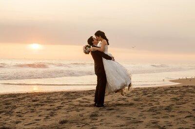 Fiorella y Antonio, un amor sin límites