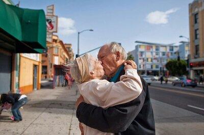 Amores que duram mais de 50 anos: casais de idosos apaixonados em