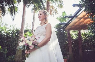 ¿Cómo posar en las fotografías de matrimonio? ¡Inspírate en las capturas de profesionales y sus secretos!