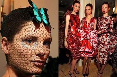 Inspírate en los peinados de los desfiles de alta costura de Paris