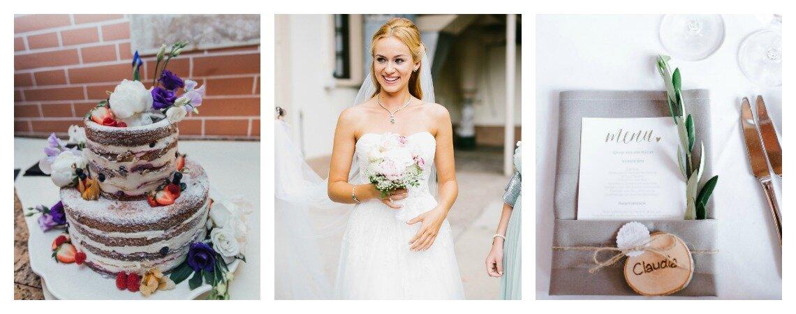 Diese 11 Augenblicke werden die schönsten bei Ihrer Hochzeit sein