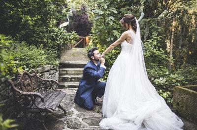 Quiero estar toda la vida contigo: la boda de María y Alberto