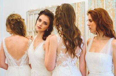 Noiva camaleoa: 4 razões para trocar de vestido na sua festa de casamento