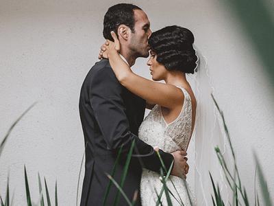 El gran día de una hermosa fotógrafa de bodas: Enamórate de la boda de Ana Luisa y Joel