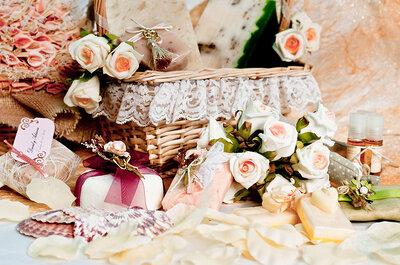 Detalles para invitados: jabones artesanales y originales con Acuario