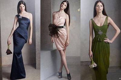 Vera Wang's Bridesmaids Collection for David's Bridal