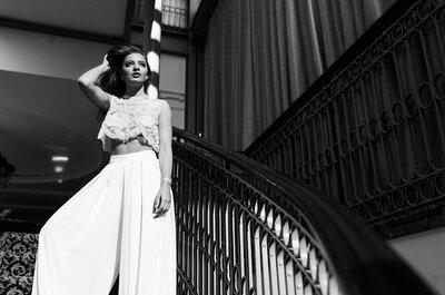 Para o seu vestido de noiva, uma grande marca ou atelier? As leitoras respondem!