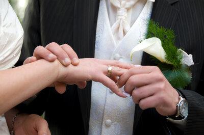 5 Tipps für die Auswahl der perfekten Eheringe - Was darf's denn sein, für den Rest Ihres Lebens?