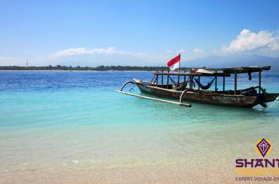 Let the experts at Shanti Travel design your honeymoon to Indonesia!