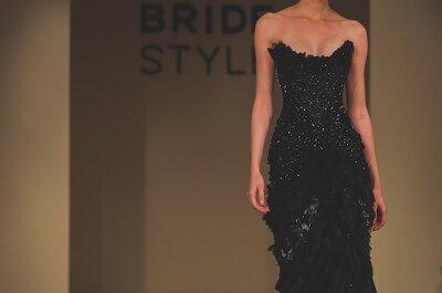 Os luxuosos vestidos de noiva de Samuel Cirnansck no Bride Style 2013