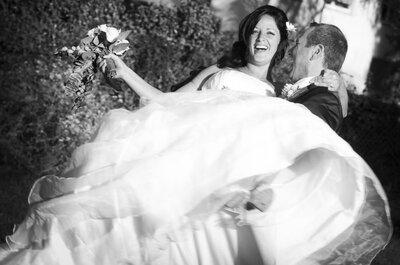 Hochzeitsbilder wie Musik … Ti Sentos faszinierende Hochzeitsfotografie komponiert mit Licht!