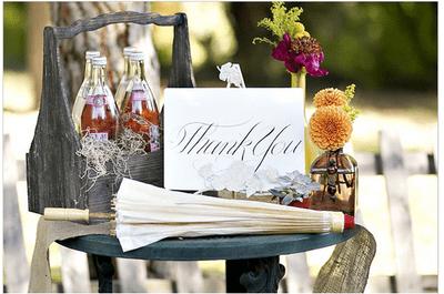Las ideas más originales para una boda perfecta
