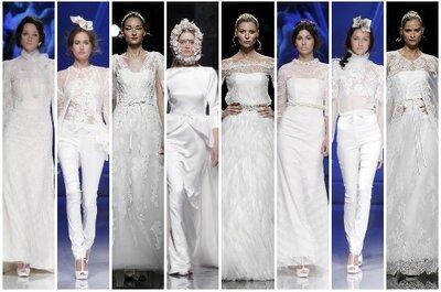17 Vestidos de novia con manga para 2013