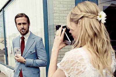El vestido de novia premamá de la película 'Blue Valentine'
