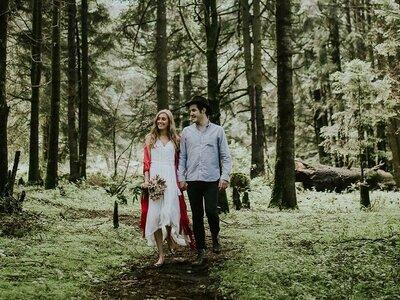 Les plus belles inspirations pour un mariage enchanté dans les bois