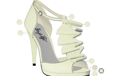 Design your own Fabulous shoes with Shoes of Prey
