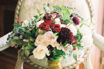 Los 10 ramos de novia más bonitos en Pinterest