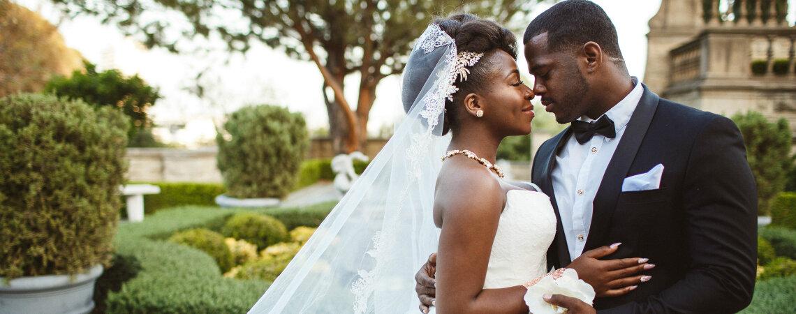 Lavish Love: Dunnie + Ibrahim's Wedding in Beverly Hills