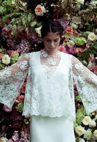 Prêt a Porter Bridal: Minimalist Beauty