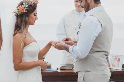 Noivos com religiões diferentes: saiba como realizar a cerimônia!