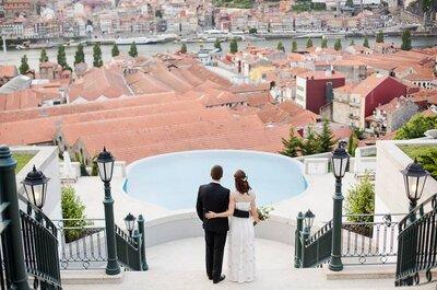 O casamento e a cidade. Estarão os urban weddings na moda?