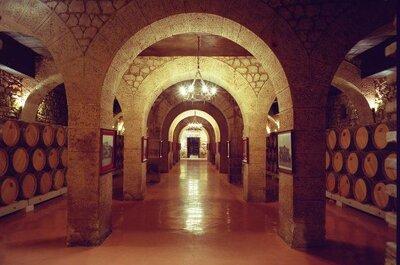Las 6 mejores bodegas para bodas en La Rioja