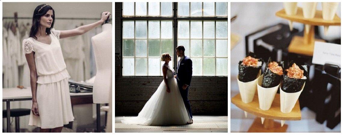 Hoe organiseer je een Urban thema bruiloft?
