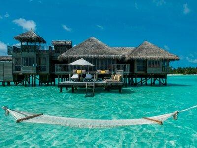 Unvergessliche Flitterwochen im luxuriösen Resort: Gili Lankanfushi auf den Malediven