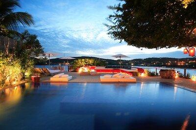 A honeymoon in Buzios, Brazil - luxurious surroundings and natural beauty