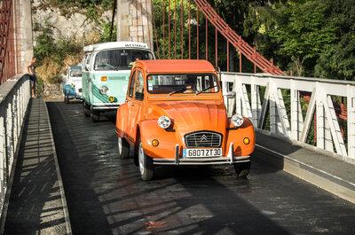 Amoureux de l'époque des 30 glorieuses ? Dites oui aux voitures emblématiques de Virages Classic !