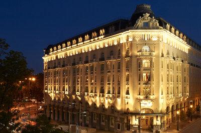 Espacio Palace, les plus belles salles de réception pour un mariage à Madrid