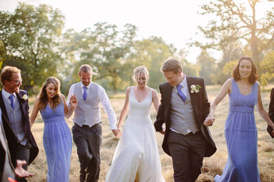 Wedding Etiquette: The bridal party, who's who and who does what?