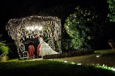 Giurarsi amore eterno in una prestigiosa location a soli venti minuti dal centro di Roma: un sogno che diventa realtà!