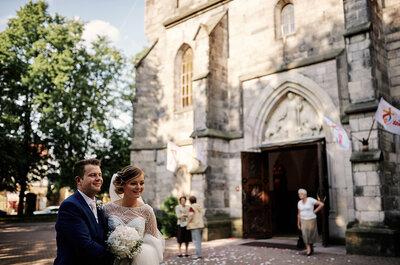 Polsko-angielska elegancja na ślubie i weselu. Piękny reportaż ślubny!