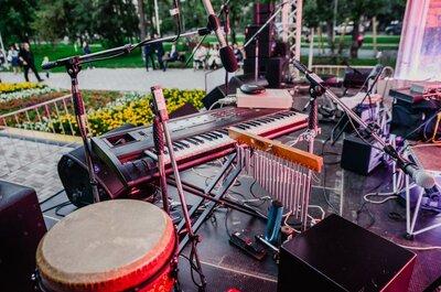 ТОП10 техническое оборудование на свадьбу: аренда звукового и светового оборудования в Москве!