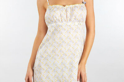 Lua de mel: camisas de dormir femininas e confortáveis da Etam 2012
