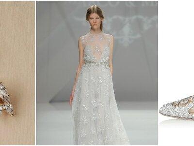 Look della settimana: sposa vintage