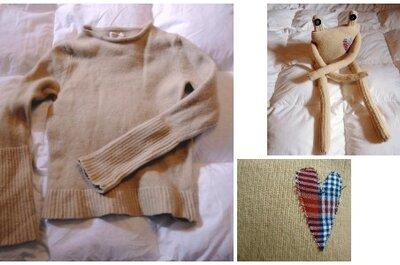 Dicas: camisolas renascidas... no post do dia