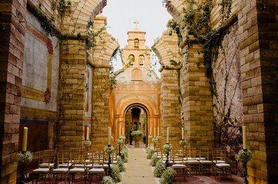 Las 10 mejores haciendas para una boda en Querétaro: El destino must para tu gran día