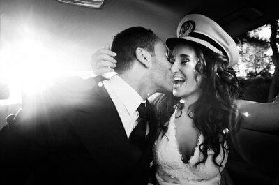 Tendência de Verão: Casar num barco