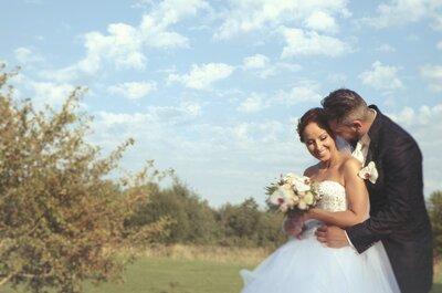 Como evitar que o calor arruíne o seu casamento
